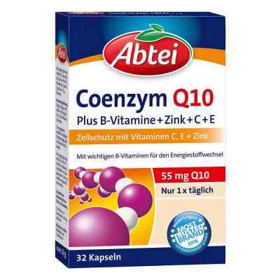 Abtei Coenzym Q10 Plus Kapseln  bei juvalis.de bestellen