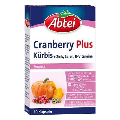 Abtei Kürbis Plus Cranberry Kapseln  bei juvalis.de bestellen