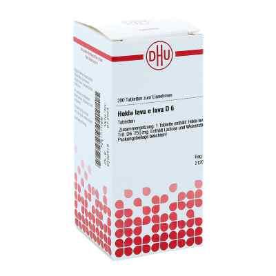 Hekla lava e lava D 6 Tabletten  bei juvalis.de bestellen