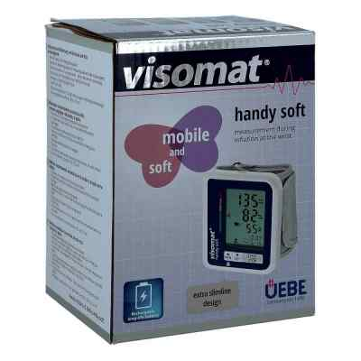 Visomat handy soft Handgelenk Blutdruckmessgerät  bei juvalis.de bestellen
