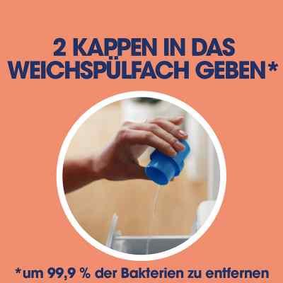 Sagrotan Wäsche-hygienespüler Desinfektion  bei juvalis.de bestellen