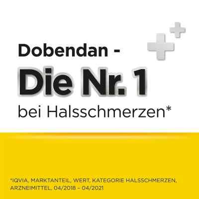 DOBENSANA Honig & Zitrone Lutschtabletten bei Halsschmerzen  bei juvalis.de bestellen