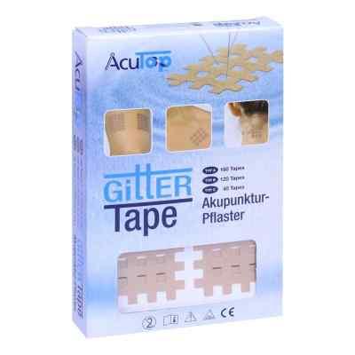 Gitter Tape Acutop 3x4 cm  bei juvalis.de bestellen