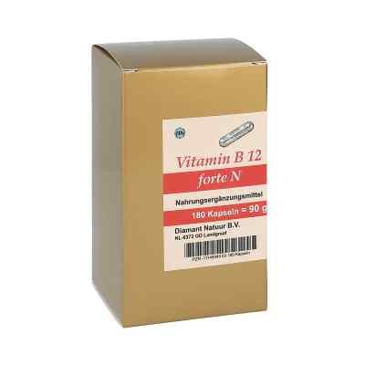 Vitamin B12 forte N Kapseln  bei juvalis.de bestellen