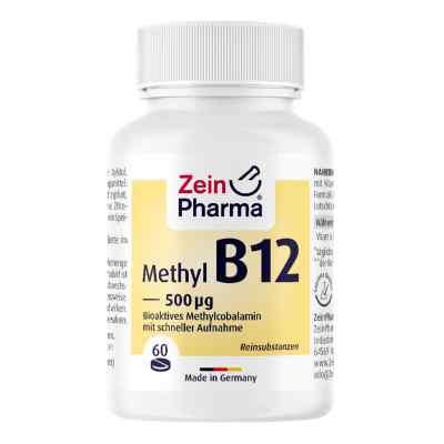 Vitamin B12 500 [my]g Methylcobalamin Lutschtablet  bei juvalis.de bestellen
