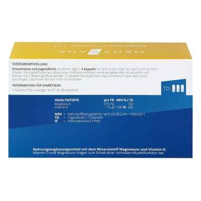 Magnesiumcitrat+d Menssana Kapseln  bei juvalis.de bestellen