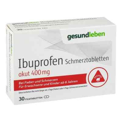 Ibuprofen Schmerztabletten  bei juvalis.de bestellen