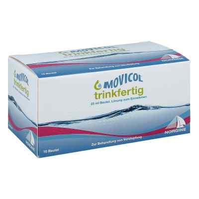 Movicol trinkfertig 25 ml Beutel Lösung zur, zum einnehmen  bei juvalis.de bestellen