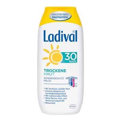 Ladival trockene Haut Milch Lsf 30  bei juvalis.de bestellen