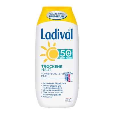 Ladival trockene Haut Milch Lsf 50+  bei juvalis.de bestellen
