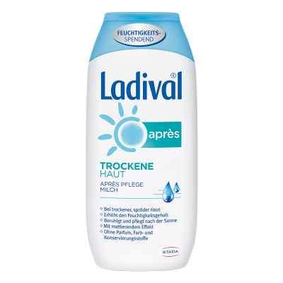 Ladival trockene Haut Apres Pflege Milch  bei juvalis.de bestellen
