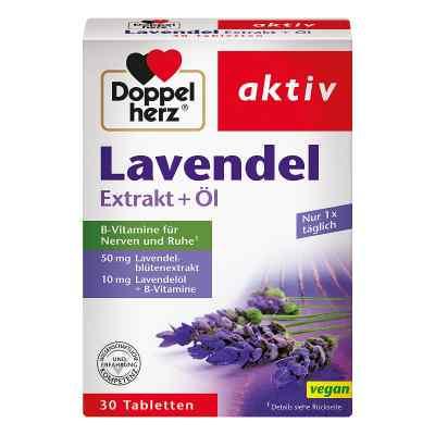 Doppelherz Lavendel Extrakt+öl Tabletten  bei juvalis.de bestellen