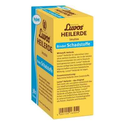 Luvos Heilerde imutox Pulver  bei juvalis.de bestellen