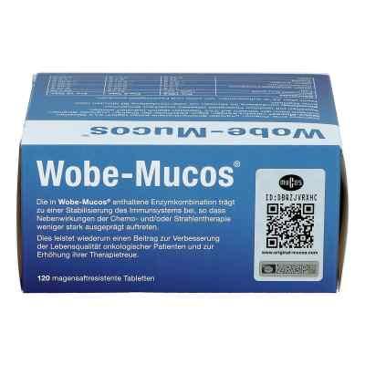 Wobe-mucos magensaftresistente Tabletten  bei juvalis.de bestellen