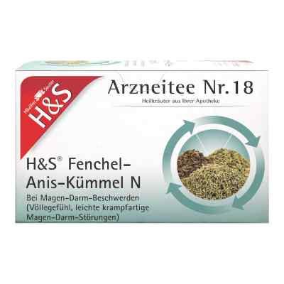 H&S Fenchel-Anis-Kümmel N  bei juvalis.de bestellen