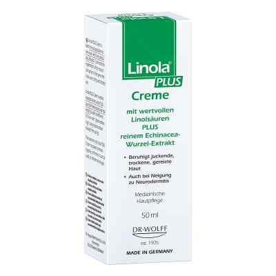 Linola Plus Creme  bei juvalis.de bestellen