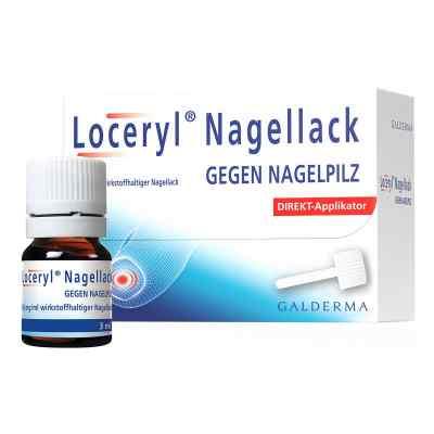 Loceryl gegen Nagelpilz  bei juvalis.de bestellen