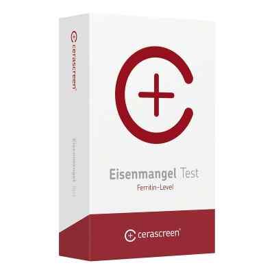 Cerascreen Eisenmangel Testkit  bei juvalis.de bestellen
