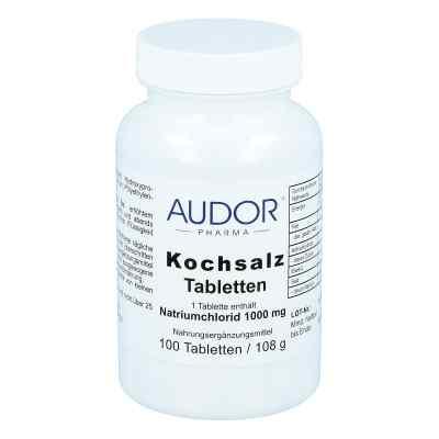 Kochsalz 1000 mg Tabletten  bei juvalis.de bestellen