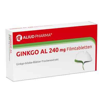 Ginkgo AL 240mg  bei juvalis.de bestellen