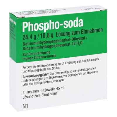 Phospho-soda 24,4 g/10,8 g Lösung zum Einnehmen  bei juvalis.de bestellen