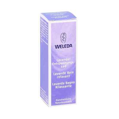 Weleda Lavendel Entspannungsbad  bei juvalis.de bestellen