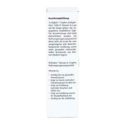 Orthodoc Vitamin D3 Tropfen  bei juvalis.de bestellen