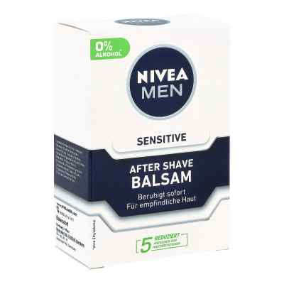 Nivea Men After Shave Balsam sensitive  bei juvalis.de bestellen