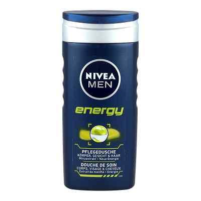 Nivea Men Dusche energy  bei juvalis.de bestellen