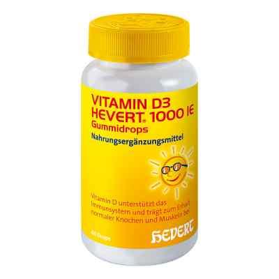 Vitamin D3 Hevert 1.000 I.e. Gummidrops  bei juvalis.de bestellen