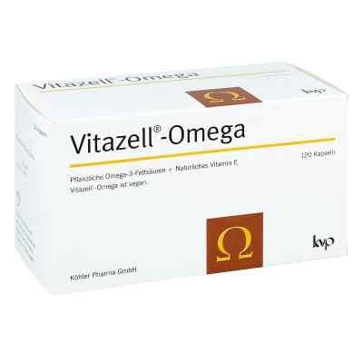 Vitazell-omega Kapseln  bei juvalis.de bestellen