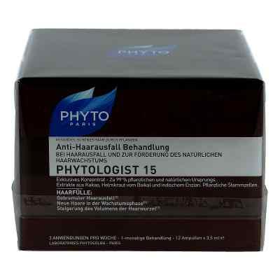 Phytologist 15 Anti-haarausfall Ampullen  bei juvalis.de bestellen