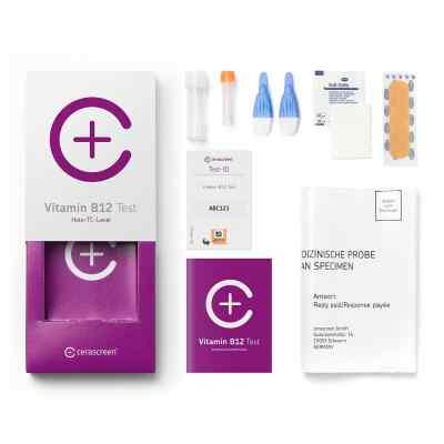 Cerascreen Vitamin B12 Testkit  bei juvalis.de bestellen