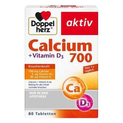 Doppelherz Calcium 700+vitamin D3 Tabletten  bei juvalis.de bestellen