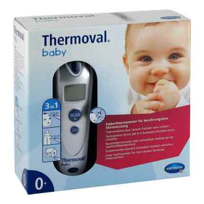 Thermoval baby non-contact Infrarot-fiebertherm.  bei juvalis.de bestellen