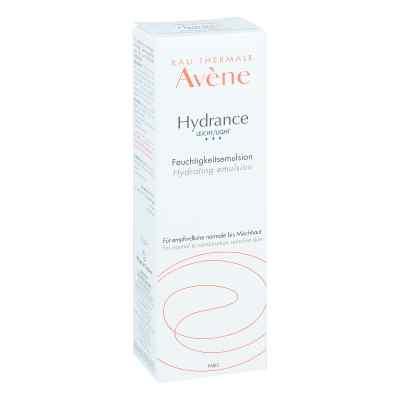 Avene Hydrance leicht Feuchtigkeitsemulsion  bei juvalis.de bestellen