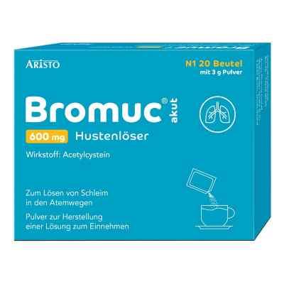 Bromuc akut 600mg Hustenlöser  bei juvalis.de bestellen