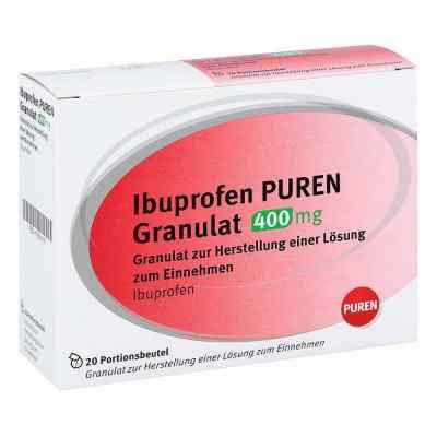 Ibuprofen PUREN 400mg  bei juvalis.de bestellen