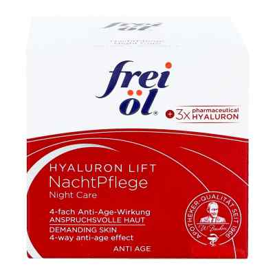Frei öl Anti-age Hyaluron Lift Nachtpflege  bei juvalis.de bestellen
