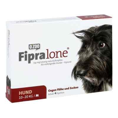Fipralone 134 mg Lösung zur, zum auftropf.f.mit.gr.hunde vet  bei juvalis.de bestellen