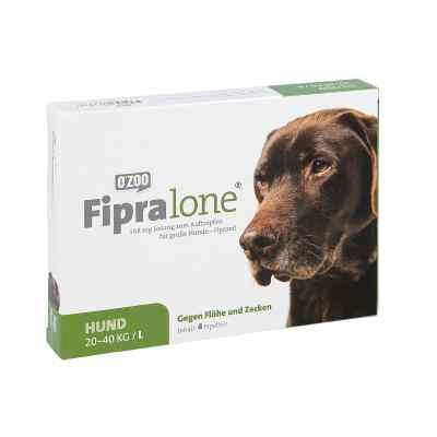 Fipralone 268 mg Lösung zur, zum auftropf.f.grosse Hunde vet  bei juvalis.de bestellen