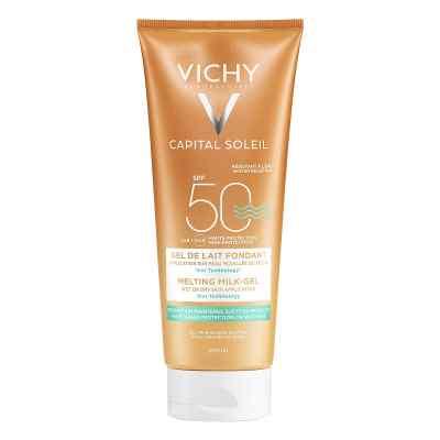 Vichy Ideal Soleil Wet Gel-milch Lsf 50  bei juvalis.de bestellen