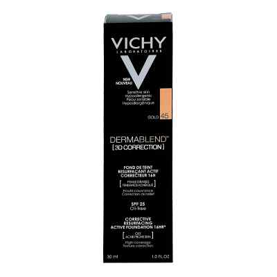Vichy Dermablend 3d Make-up 45  bei juvalis.de bestellen
