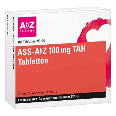 ASS-AbZ 100mg TAH  bei juvalis.de bestellen
