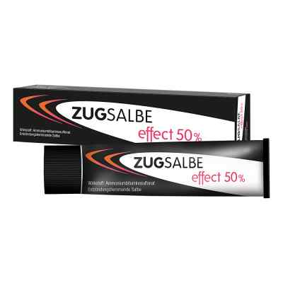 Zugsalbe effect 50% Salbe  bei juvalis.de bestellen