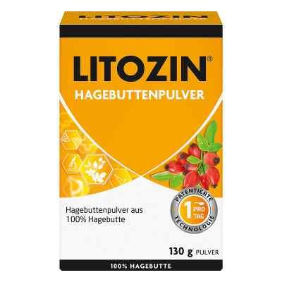 Litozin Hagebuttenpulver  bei juvalis.de bestellen