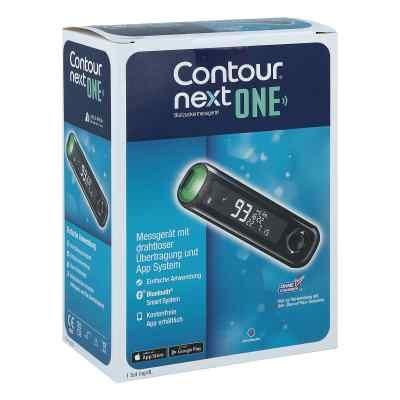 Contour Next One Blutzuckermessgerät Set mg/dl  bei juvalis.de bestellen