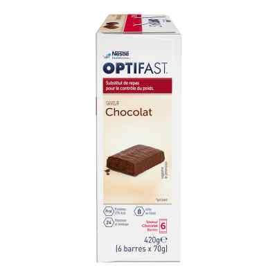 Optifast Riegel Schokolade  bei juvalis.de bestellen