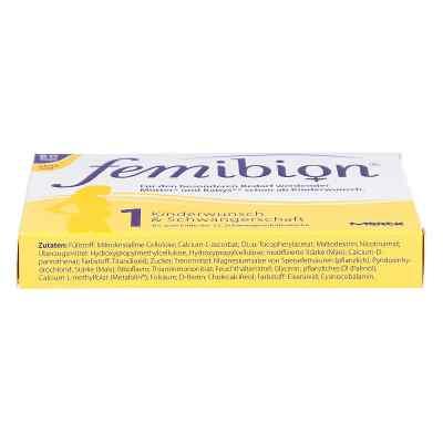 Femibion Schwangerschaft 1 D3+800 [my]g Folat ohne Jo  bei juvalis.de bestellen
