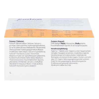 Femibion Schwangerschaft 2 D3+dha+400 [my]g Fol.o.  bei juvalis.de bestellen